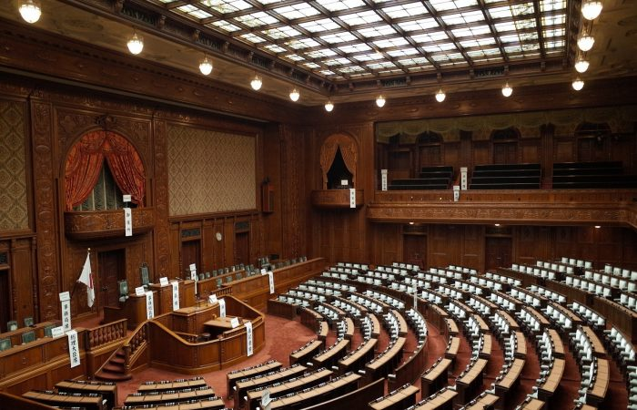 Japan votes for upper house