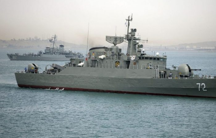 Russia, Iran sign memorandum on maritime defense cooperation