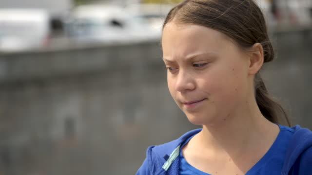 French MPs boycott Greta Thunberg speech, call teen 'apocalypse guru'