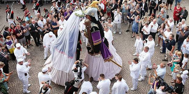 UNESCO: Belgian folklore festival should be removed from heritage list