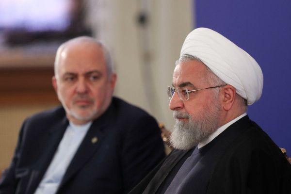 Iran: Trump must first lift sanctions before talks