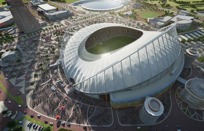 Qatar to build 'reusable' FIFA World Cup stadium