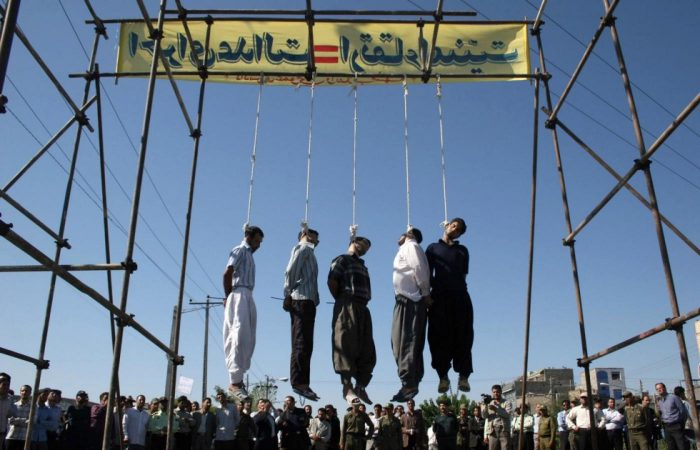 Iran continues high rate of executions in August