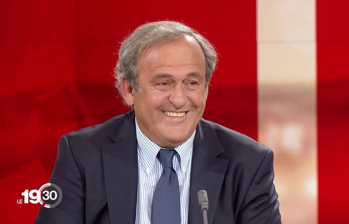 UEFA Platini to Swiss TV: 'I'll be back'