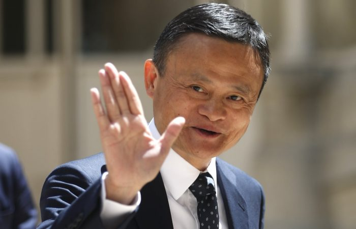 Jack Ma, China's richest man, steps down as chairman of Alibaba