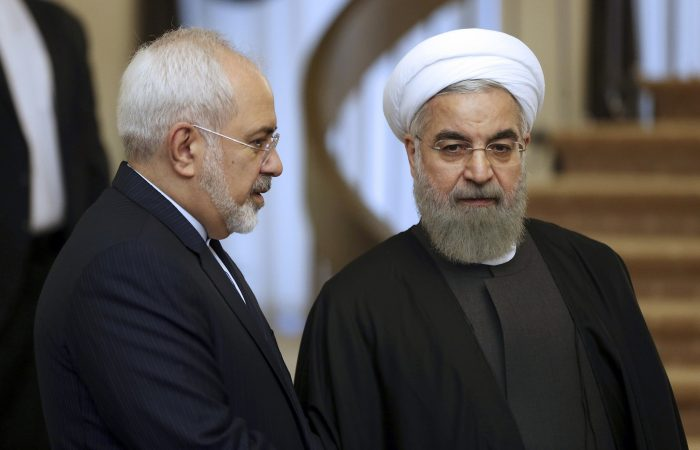 Iran will call for 'Coalition for hope' to avoid war with US