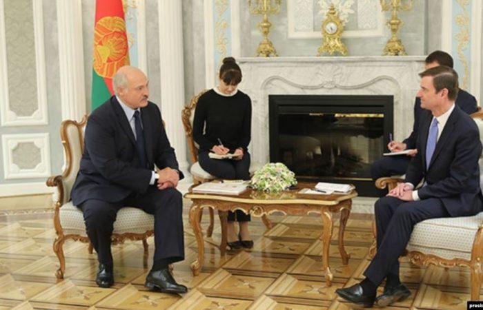 US, Belarus to reinstate ambassadors after 10-year break