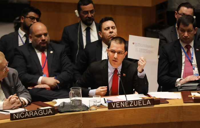 UN to send fact-finding mission to Venezuela