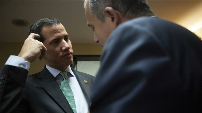 Venezuela's prosecutors to charge Juan Guaido with 'high treason'