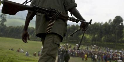 DR Congo troops shoot dead Rwandan Hutu warlord