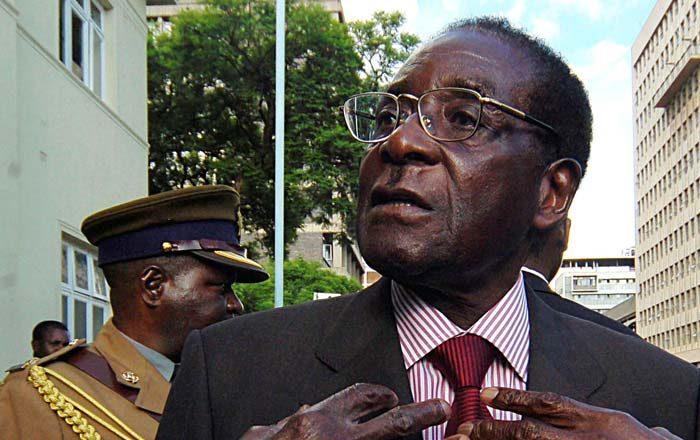 Zimbabwe's former President Robert Mugabe dies at 95