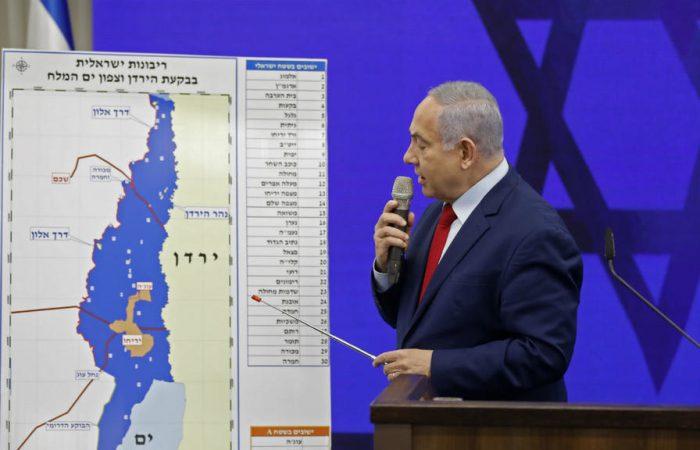 UN: Netanyahu's Jordan Valley plan violates law