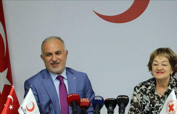 Russian, Turkish humanitarian organizations sign cooperation deal