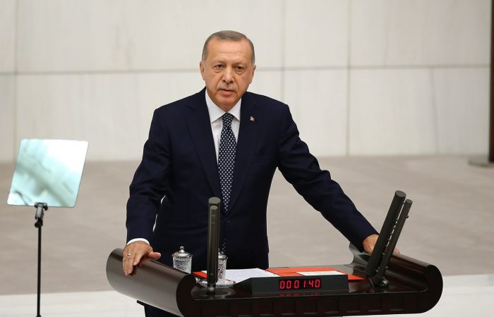 Erdogan: 'We will never declare a ceasefire' in northern Syria