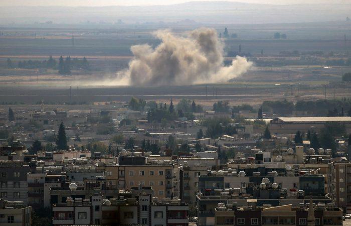 Turkey 'neutralizes' 673 YPG/PKK terrorists in N Syria