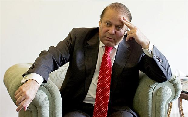 Pakistan's imprisoned former PM Nawaz Sharif rushed to hospital