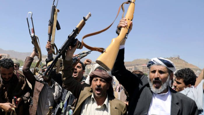 Smuggling of Iranian weapons as obstacle in resolving Yemen conflict