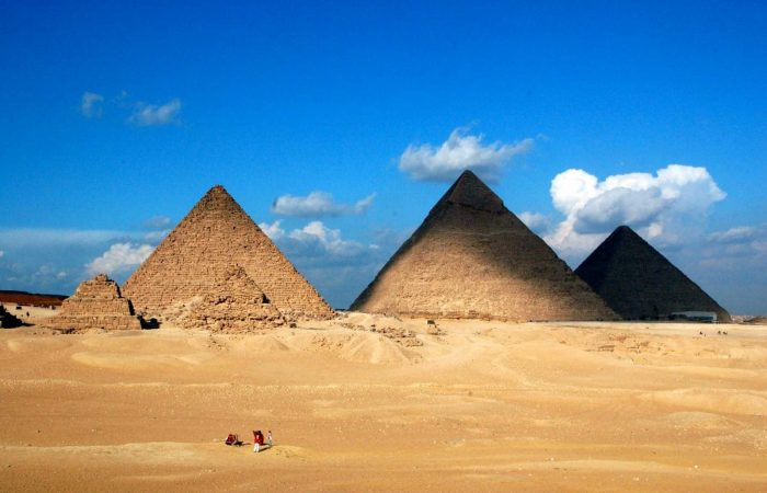 Egypt's tourism industry sees revenue increase
