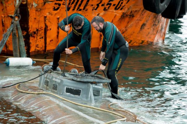 Spanish police arrest drug trafficker who fled narco-submarine