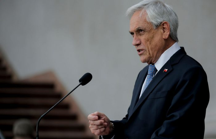 Chilean Senate reaches agreement on human rights and peace
