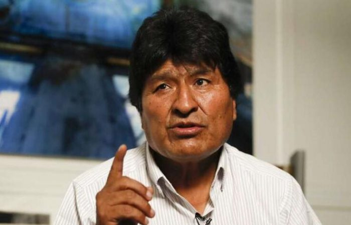 Morales hails UN for sending special envoy to Bolivia
