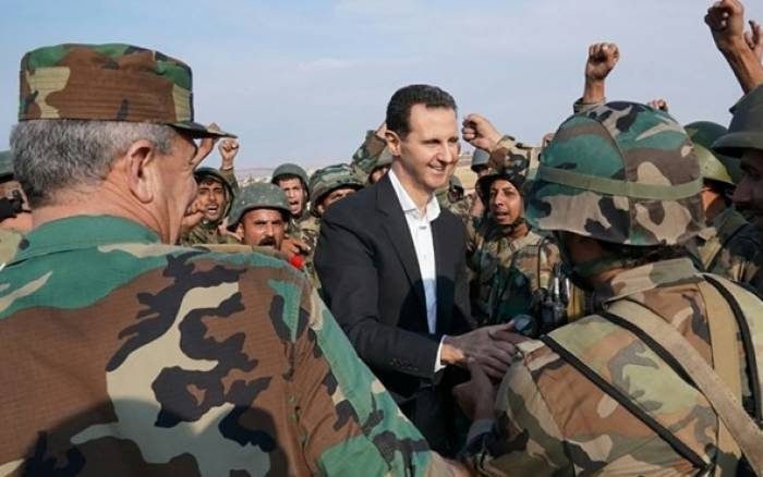 Syria: Anybody will be able to run in 2021 presidential election, Assad said