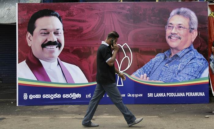 Sri Lanka elections: former Defence Chief set to become President