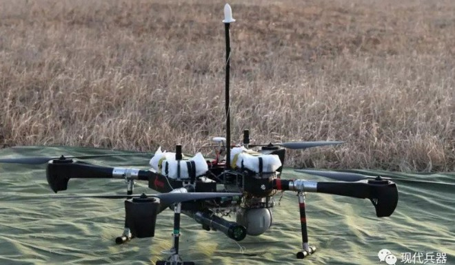 Chinese tech firm to export its drone killers