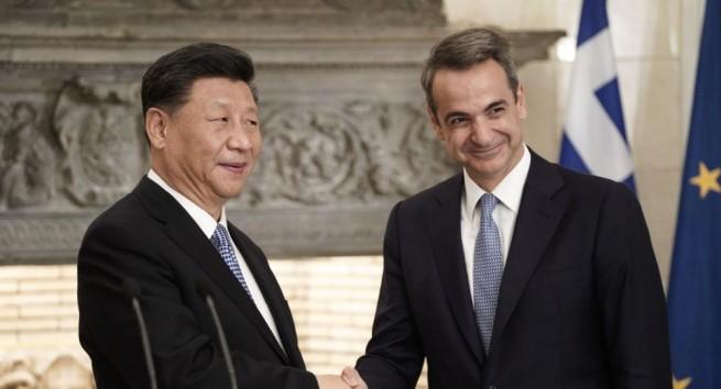 Greeks say Xi's visit further invigorates China-Greece ties