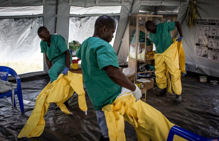 WHO: At least four Ebola response workers killed in rebel attacks in eastern