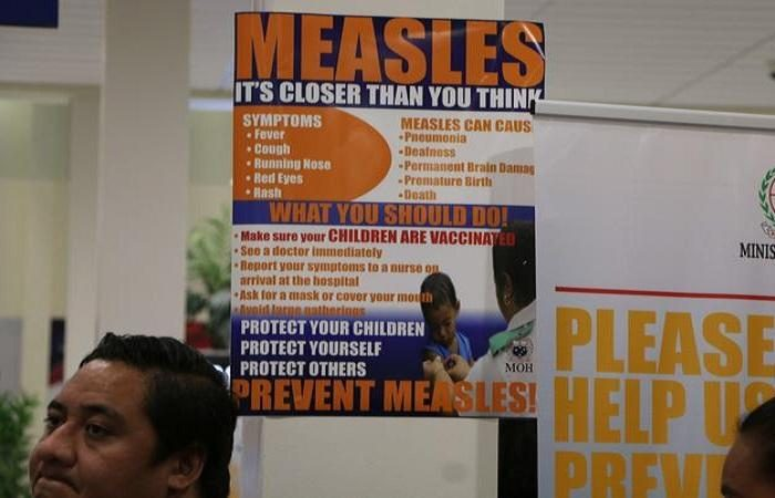 Samoa: state of emergency over measles epidemic declared