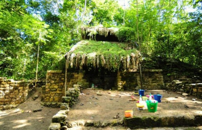 Archaeologists find ancient Mayan palace at least 1,000 years old