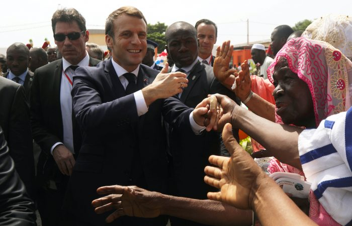 President Macron: French forces kill 33 'terrorists' in Mali