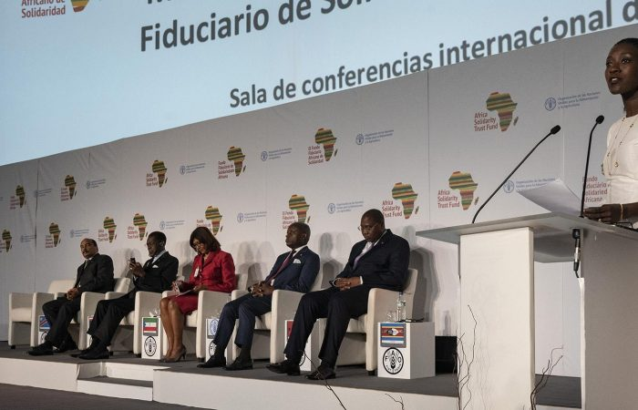 Angola hosts meeting of African Solidarity Fund