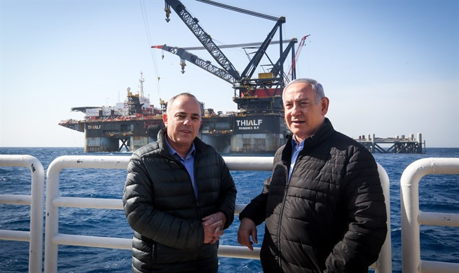 Israel approves gas exports to Egypt