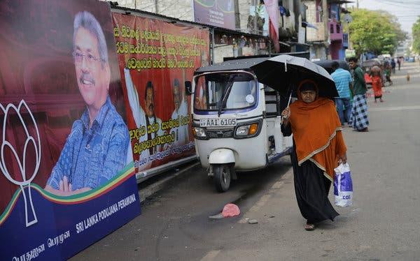 Sri Lankan police arrest second former Cabinet minister