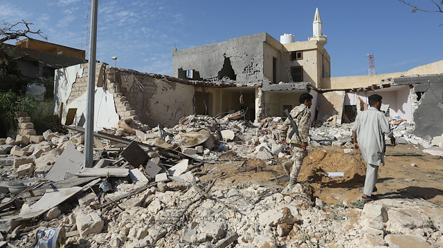 Russian influence in Libya makes US rethink policy