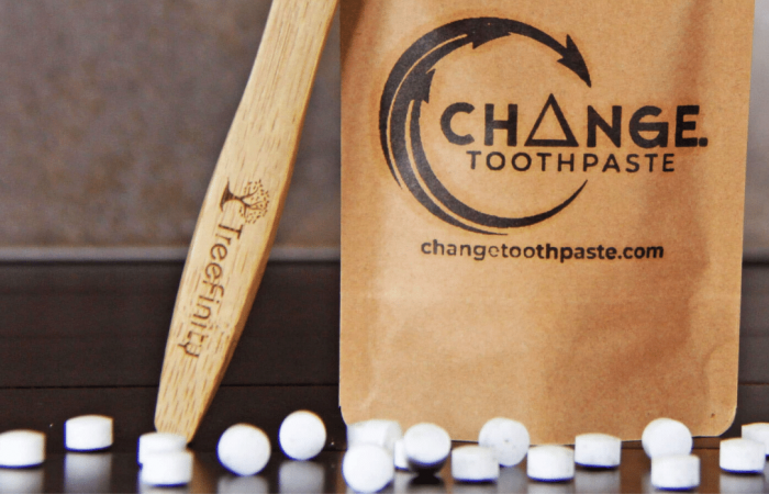Zero-waste toothpaste invented in Canada