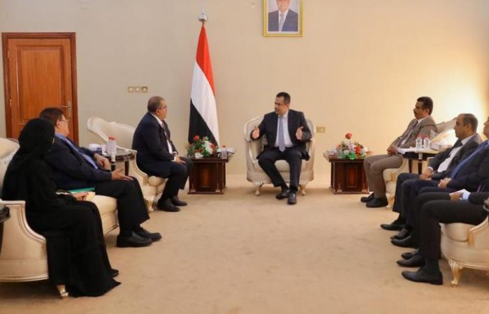 Yemen to encourage fuel import competition in liberated areas