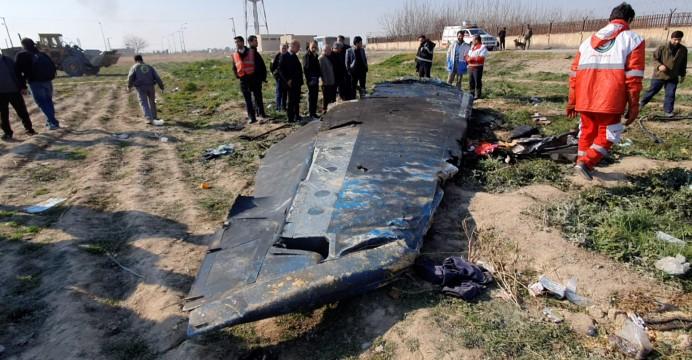 Iran admits shooting down Ukrainian plane by mistake