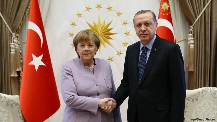 Merkel to meet Erdogan amid regional tension