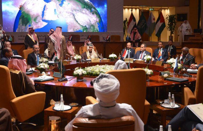 Arab-African alliance formed in Riyadh