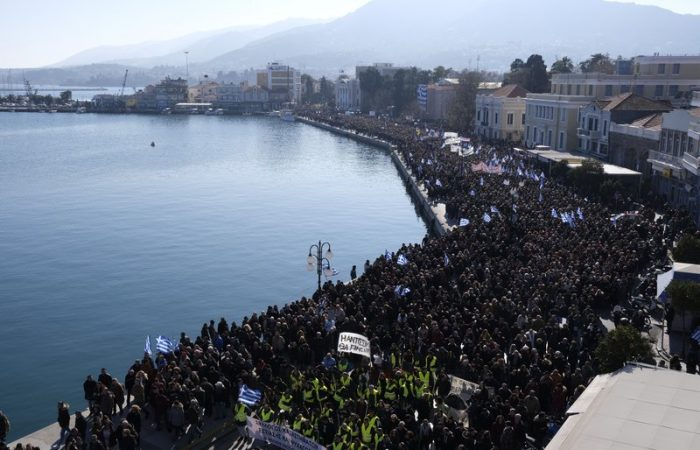 Island mayors in Athens to protest migrant situation