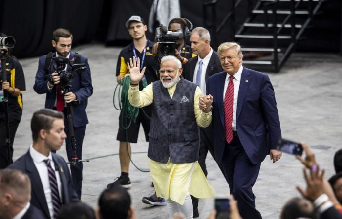 Trump plans first India visit in February