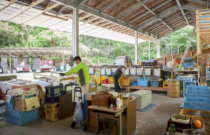 Japanese town Kamikatsu close to hitting zero-waste status