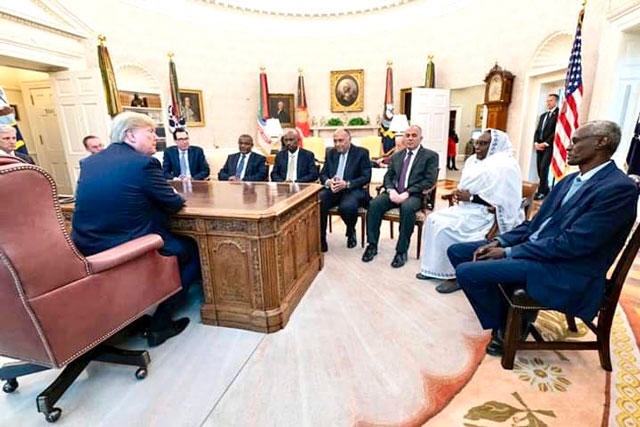 Preliminary deal on Grand Ethiopian Renaissance Dam dam reached