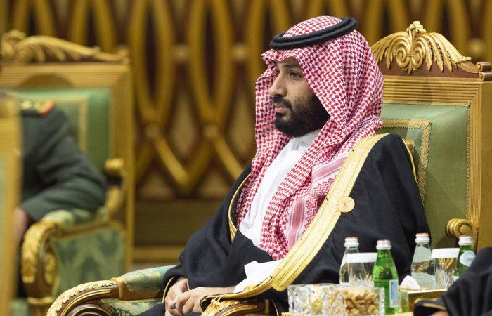 Saudi crown prince implicated in hacking of Bezos's phone