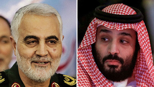 Saudi Arabia urges calm saying it was not consulted on Soleimani strike