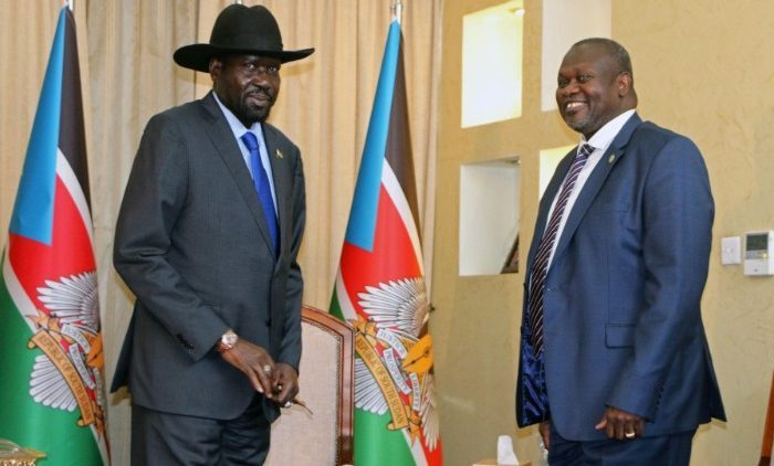 South Sudan rivals agree to meet unity government deadline