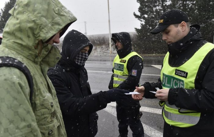 Czechia signals an increase in illegal migration